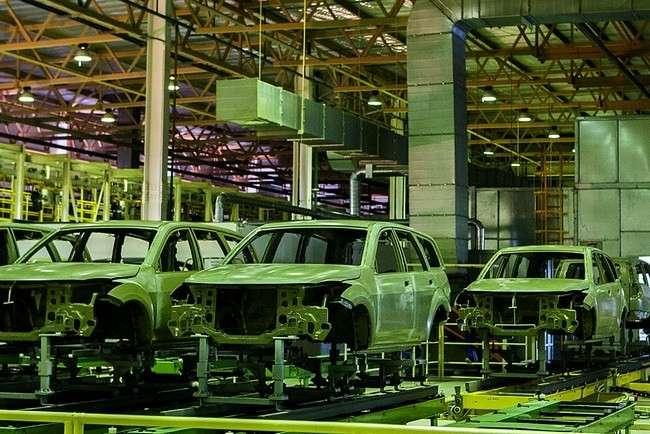 Некоторые китайские автопроизводители сокращают бизнес в РФ
