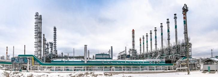 Кстовский нефтехимический завод