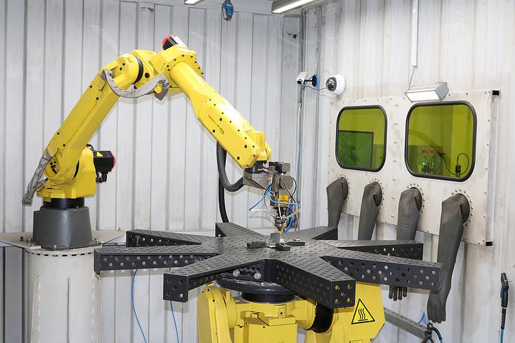 ОДК ввела в эксплуатацию самую большую в России установку прямого лазерного выращивания