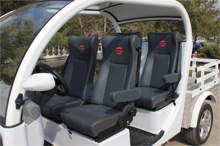 Компактный, удобный, современный: в России создан новый электромобиль