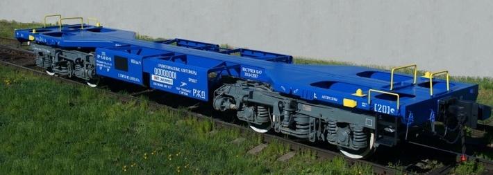 На Трансмаше успешно прошли приемо-сдаточные испытания опытных образцов скоростных вагонов-платформ