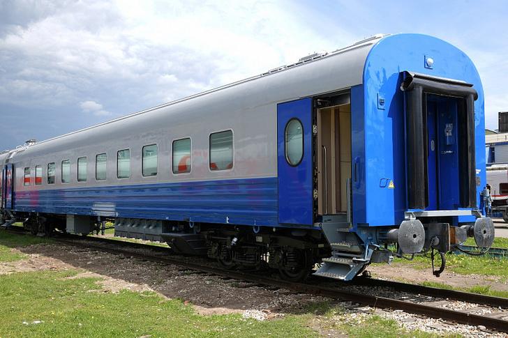 Тверской вагоностроительный завод отправил в Казахстан партию из 28 вагонокомплектов