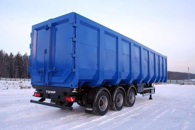 кузов для контейнеровоза