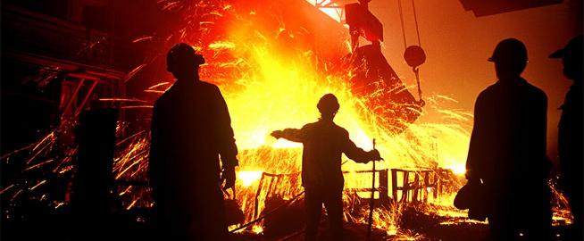 Обзор новых металлургических производств в новой России