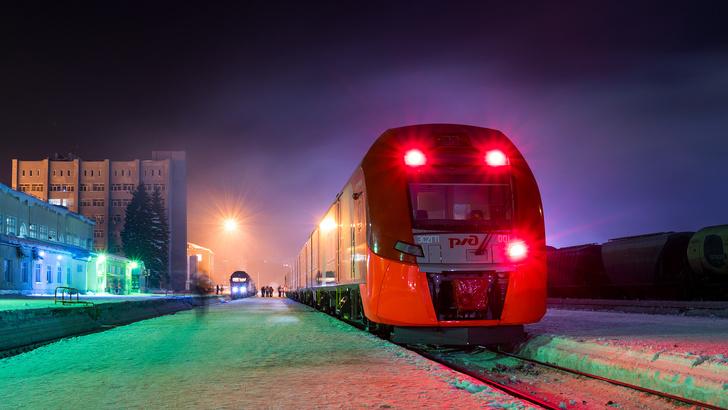 РЖД запустила второй поезд «Ласточка» на маршрут Москва-Иваново