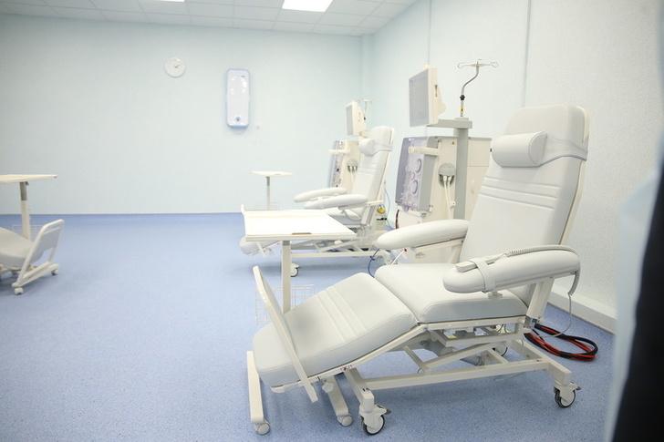 Новый диализный центр открыт в Удмуртии