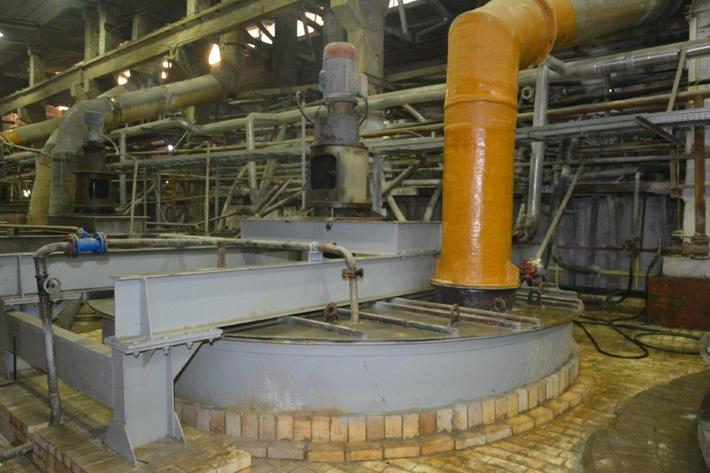 В гидрометаллургическом цехе Челябинского цинкового завода запущен реактор увеличенной мощности