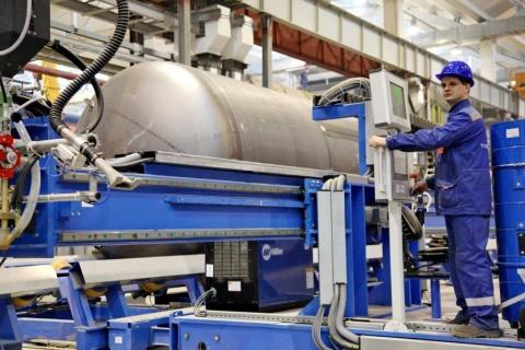НПК «Объединенная Вагонная Компания» запустила новое предприятие транспортного машиностроения