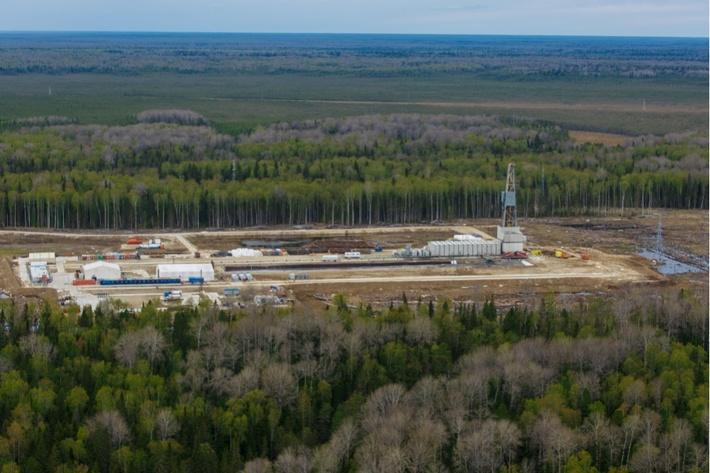 «РН-Уватнефтегаз» ввел в эксплуатацию Северо-Тямкинское месторождение