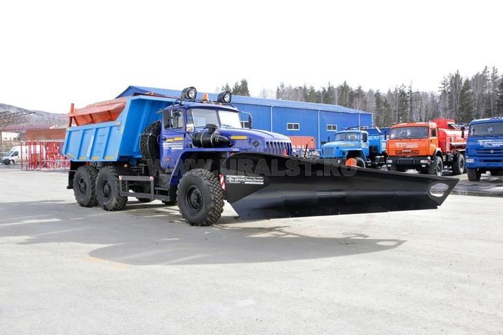 ВМКД-15 на шасси Урал 58312А