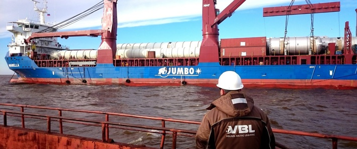 ВБЛ-Jumbo Shipping