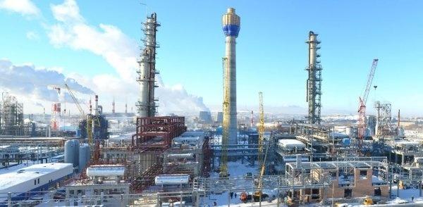 Орский НПЗ: возведение технологической линии установки производства серы успешно завершено
