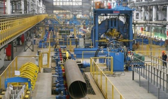 Волжский трубный завод установил производственный рекорд