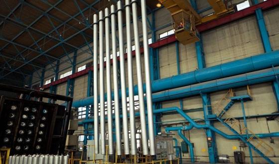 В 2015 году Волгоградский алюминиевый завод произвел около 86 тыс. тонн продукции