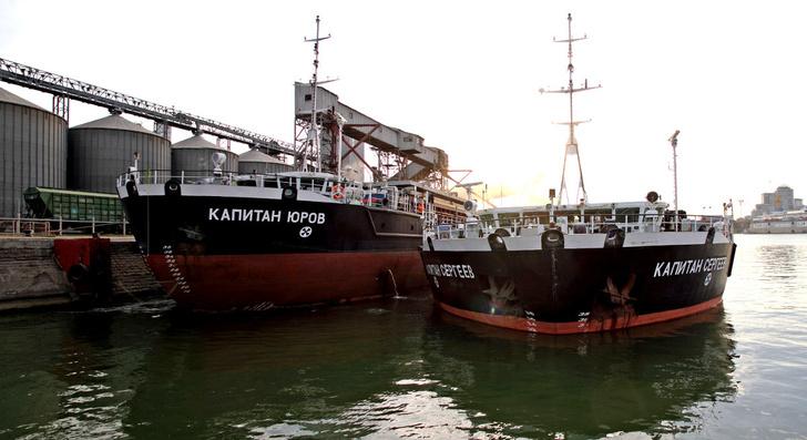 Волжское пароходство перевезло рекордные 2 млн тонн зерновых грузов