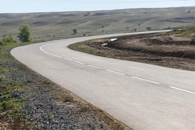 Новая сельская дорога открыта в Новоаннинском районе Волгоградской области