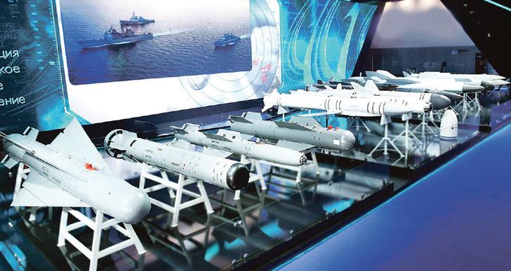 Какие разработки корпорации «Тактическое ракетное вооружение» скрывает фюзеляж Су-57