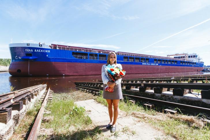 Сухогруз «Пола Алексия» спущен наводу вНижнем Новгороде