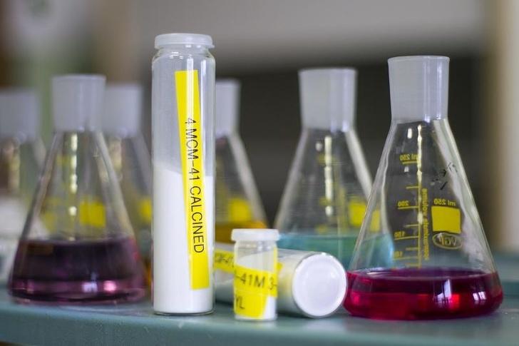 В Воронежском государственном университете разработан сорбент для очистки вод от тяжелых металлов