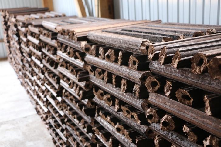 Цех по производству древесного угля запустили в Забайкалье