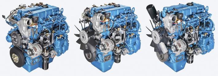 Двигатели ЯМЗ-534