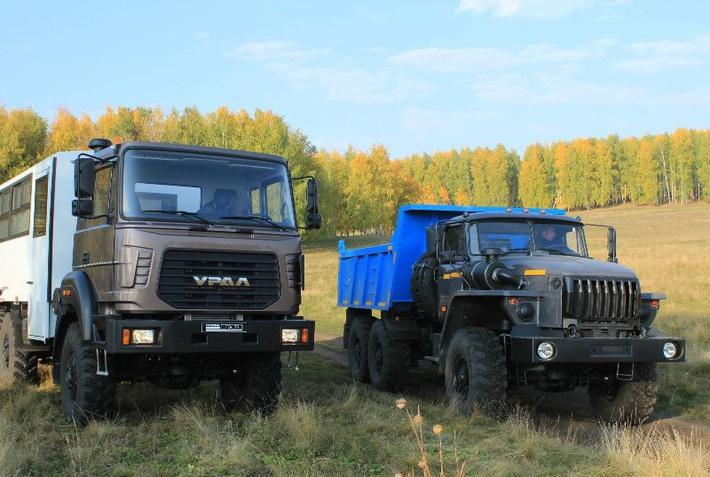 Автомобили Урал
