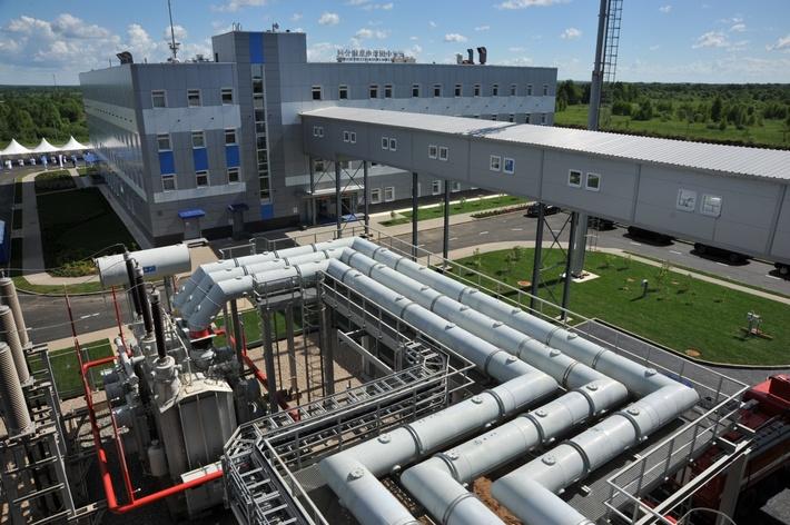 В Ярославской области введена в эксплуатацию Хуадянь-Тенинская ТЭЦ