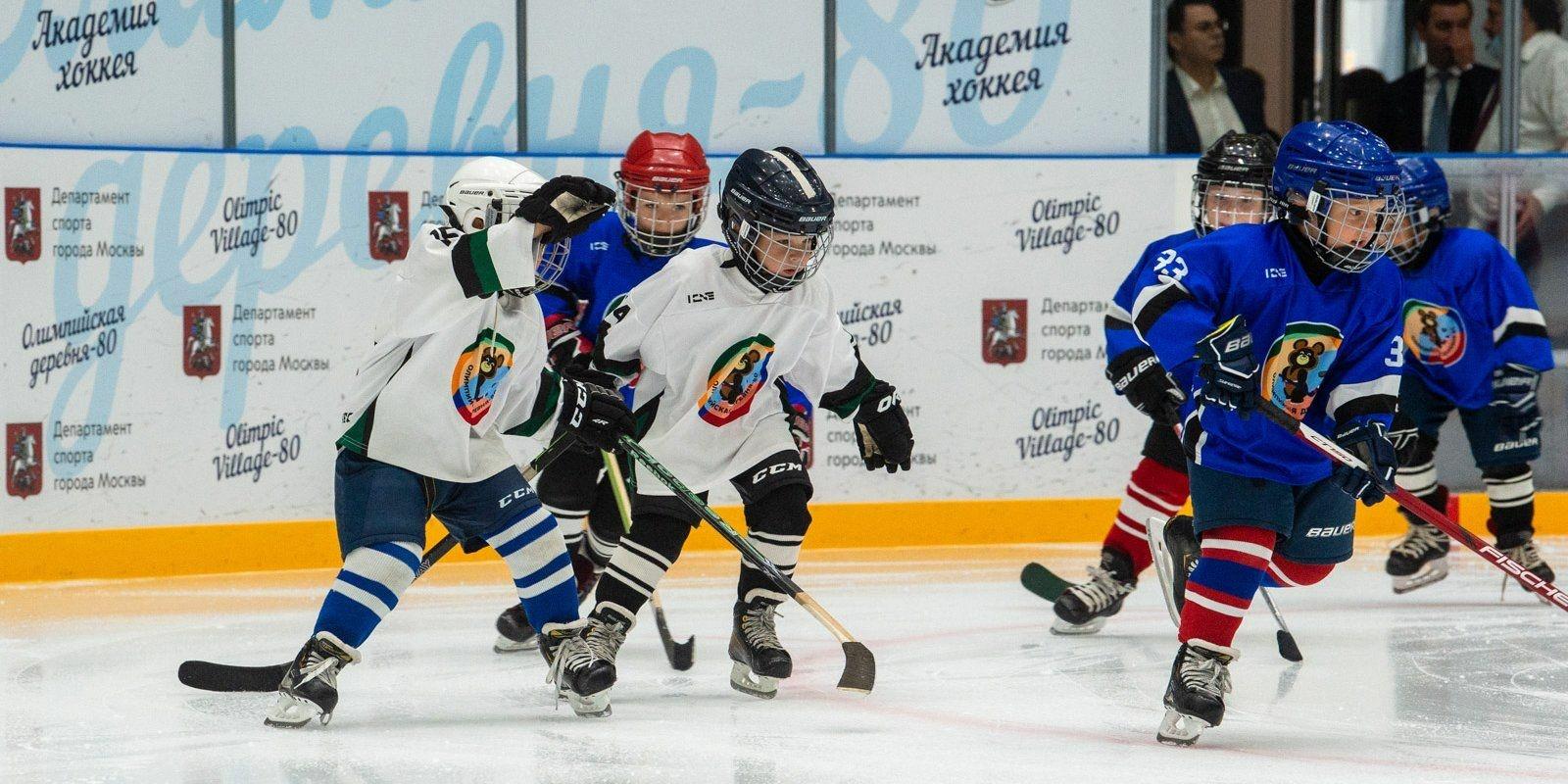 Детские клубы москвы по хоккею конференция ночных клубов