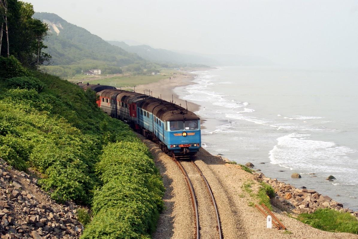 Железные дороги Сахалина