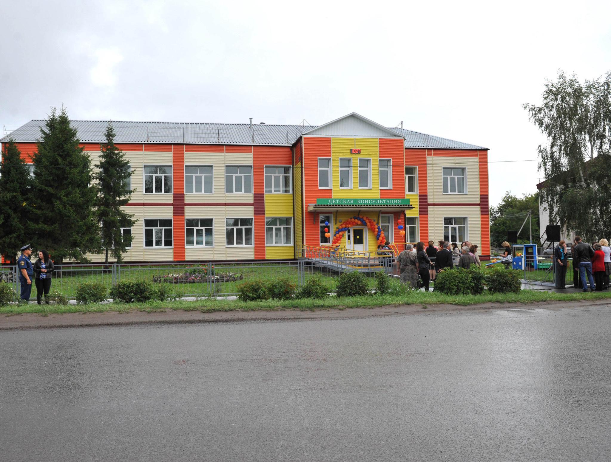 детская поликлиника где есть врач диетолог