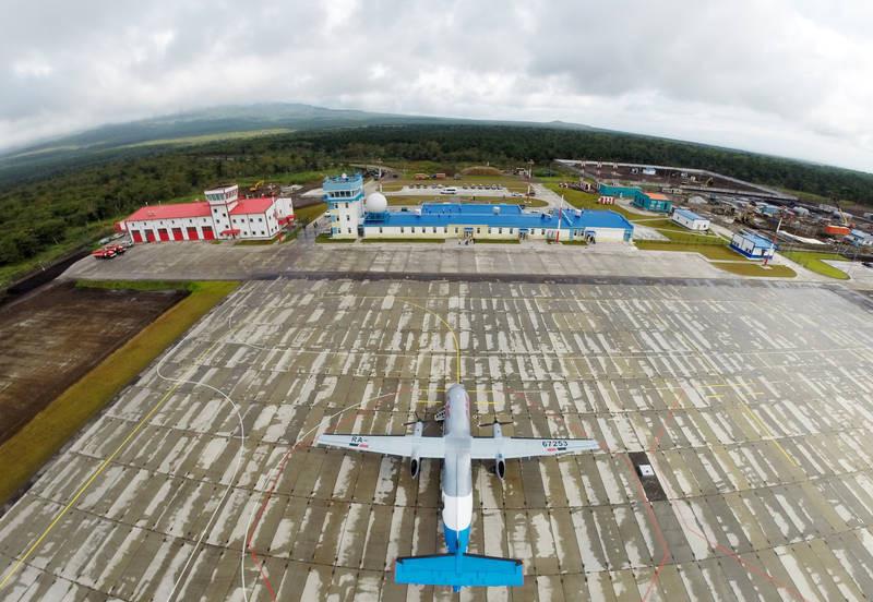 Россия разместит военную авиацию на острове Итуруп, который входит в Курильскую гряду...