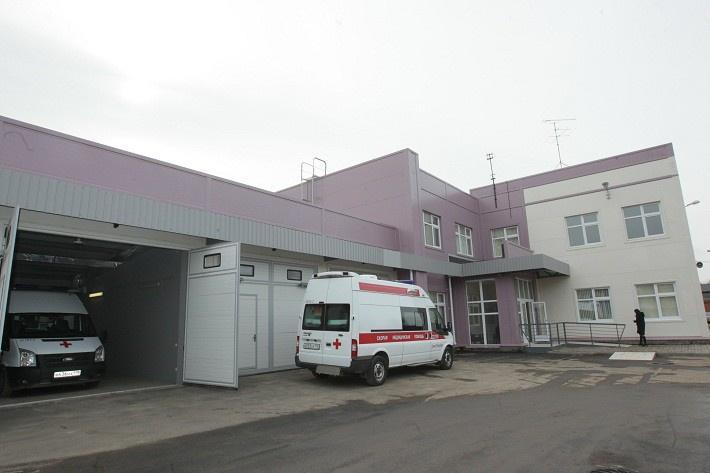 Медицинский центр матросова 9