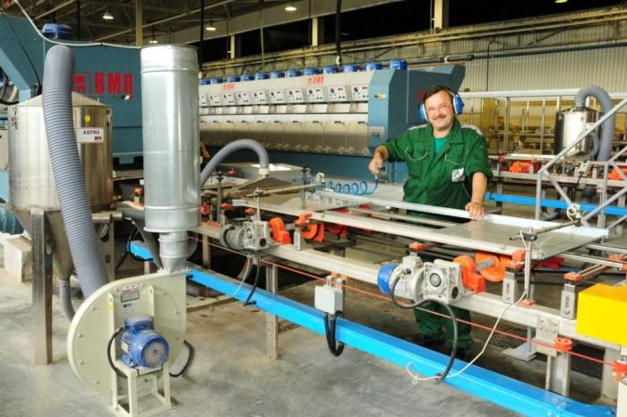 Линий кислотоупорной плитки производители