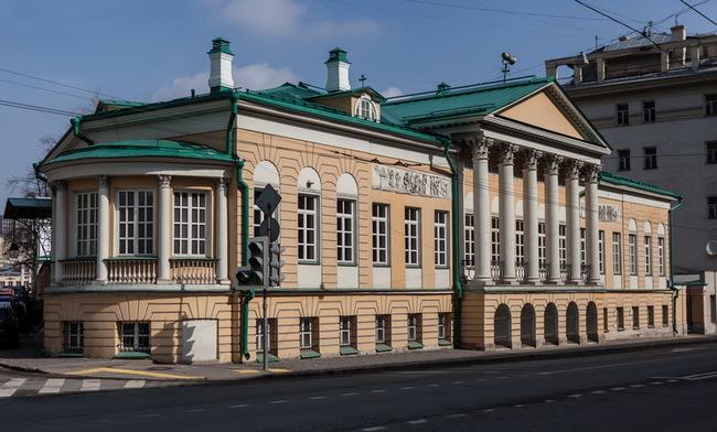 Дом Муравьева-Апостола после реставрации