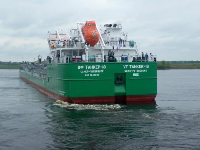 """серийный танкер """"Волго-"""