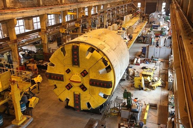 комплекс тоннелепроходческий механизированный, диаметром 5,6 м