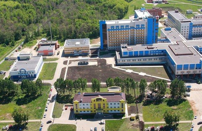 Гбуз городская больница губкинский