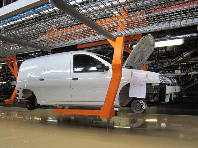АВТОВАЗ запустил производство грузовог…
