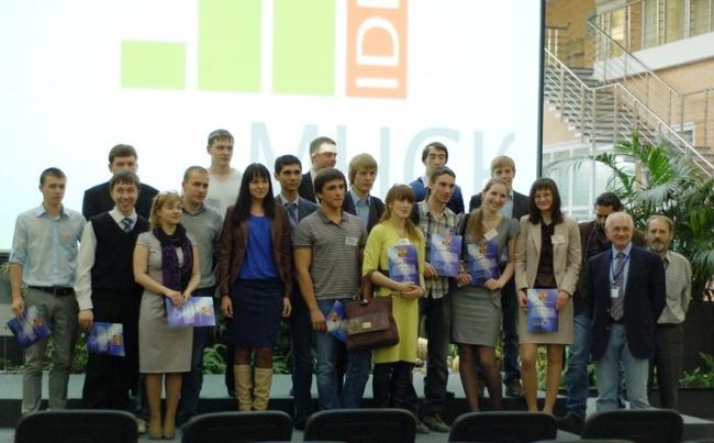 18 апреля в Академпарке в рамках Международной научной студенческой конференции «Студент и научно-технический прогресс» прошел День технологий
