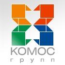 Логотип Комос групп