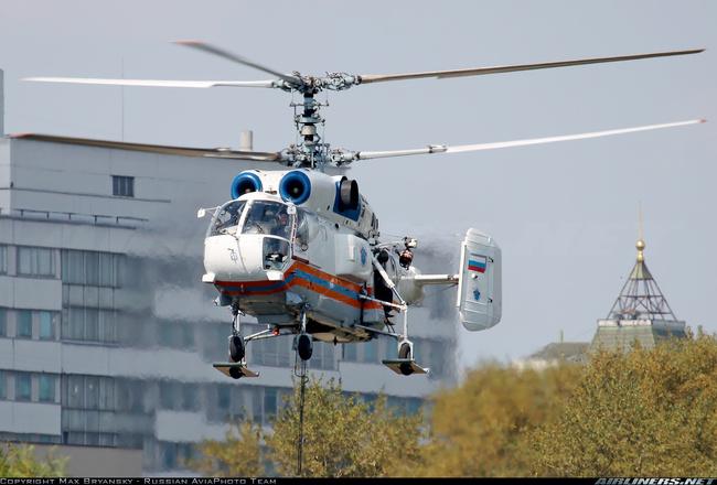 Российским многоцелевым вертолетом соосной схемы несущих винтов Ka-32A11BC в Австралии получен сертификат летной...
