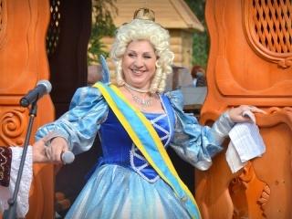 Участница медового фестиваля - «Екатерина Великая»