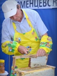 Мед - это бренд Алтайского края