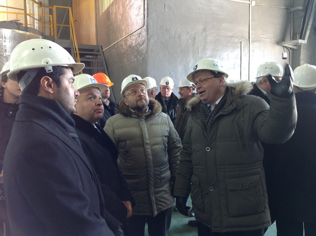 В ЗАО «Далур» началась попутная добыча коллективного концентрата редкоземельных металлов.