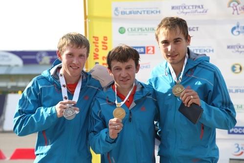 Максим Чудов – чемпион мира на домашнем первенстве-2012
