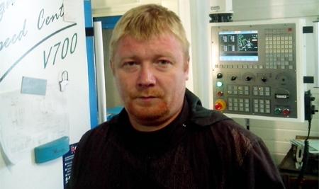 Генеральный директор «СПН» Алексей Захаров
