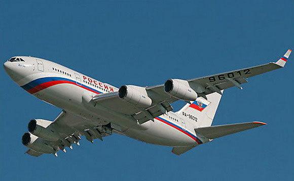 Ил-96-300, фото пресс-службы Объединенной авиастроительной корпорации