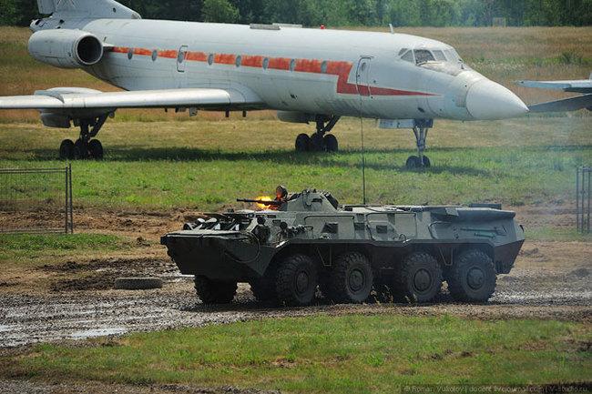 Современная российская военная техника