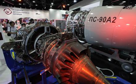 Производство авиационных двигателей в России стало приносить прибыль
