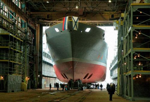 Спасательное судно оснащено системой электродвижения